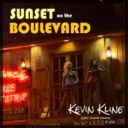 Cover image for Sunset on the Boulevard (Country Version)