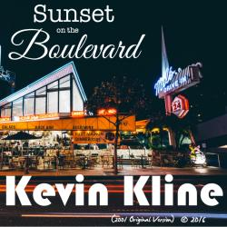 Cover image for Sunset on the Boulevard (2001 Version)