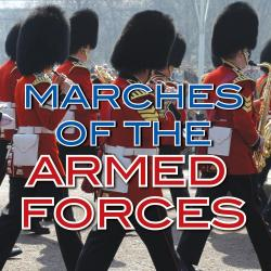 Cover image for Marches of the Armed Forces