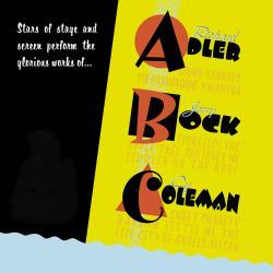 Cover image for Adler, Bock, Coleman
