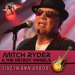 Cover image for Live in Ann Arbor