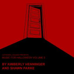 Cover image for Halloween Music Volume 5