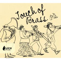 Cover image for Touch of Brass