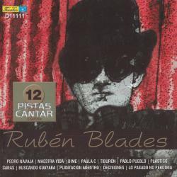 Cover image for 12 Pistas para Cantar Como - Originalmente Realizado por Rubén Blades