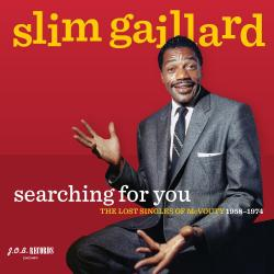 Cover image for Searching for You - the Lost Singles of Mcvouty 1958-1974