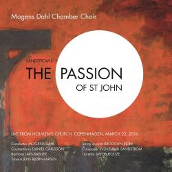Cover image for The Passion of St John