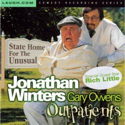 Cover image for Outpatients
