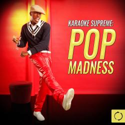 Cover image for Karaoke Supreme: Pop Madness
