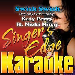 Cover image for Swish Swish (Originally Performed by Katy Perry & Nicki Minaj) [Karaoke Version]