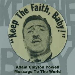 Cover image for Keep the Faith, Baby