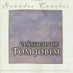 Cover image for Grandes Canções: Clássicos de Tom Jobim