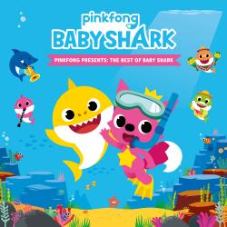 Cover image for Pinkfong Presents: The Best of Baby Shark