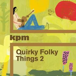 Cover image for Quirky Folky Things 2
