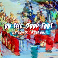 Cover image for On the Good Foot