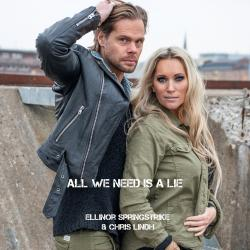 Cover image for All We Need is a Lie