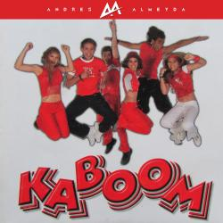 Cover image for Kaboom