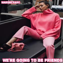 Cover image for We're Going to Be Friends