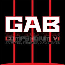 Cover image for Compendium, Vol. 1 (Rarities, Remixes, and Demos)