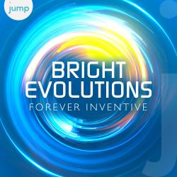 Cover image for Bright Evolutions