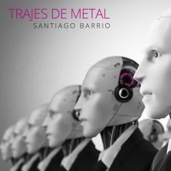 Cover image for Trajes de Metal (Love Is Fiction)