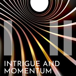 Cover image for Intrigue and Momentum
