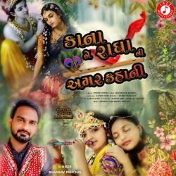 Cover image for Kanha Ne Radha Ni Amar Kahani - Single
