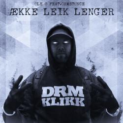 Cover image for Ække Leik Lenger