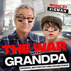 Cover image for The War with Grandpa (Original Motion Picture Soundtrack)