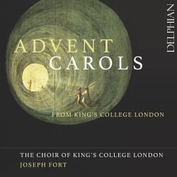 Cover image for Advent Carols from King's College London