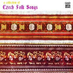 Cover image for A Collection of Czech Folk Songs