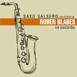 Cover image for Los Exitos de Ruben Blades