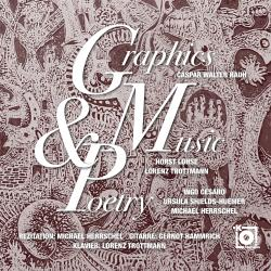Cover image for Graphics in Music & Poetry