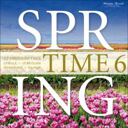 Cover image for Spring Time, Vol. 6 - 22 Premium Trax (Chillout - Chillhouse - Downbeat - Lounge)