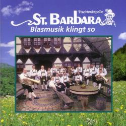 Cover image for Blasmusik Klingt So