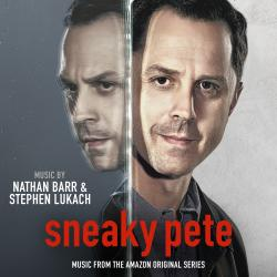 Cover image for Sneaky Pete (Music from the Amazon Original Series)
