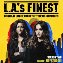 Cover image for L.A.'s Finest: Season Two (Music from the Original TV Series)
