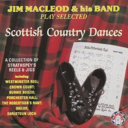 Cover image for Jim Macleod & His Band Play Selected Scottish Country Dances