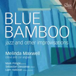 Cover image for Blue Bamboo