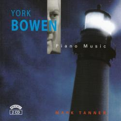 Cover image for York Bowen - Piano Music