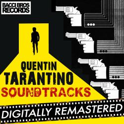 Cover image for Quentin Tarantino Soundtracks