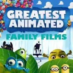 Cover image for Greatest Animated Family Films
