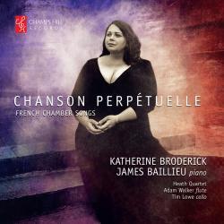 Cover image for Chanson Perpétuelle