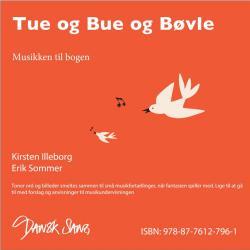 Cover image for Tue Og Bue Og Bøvle