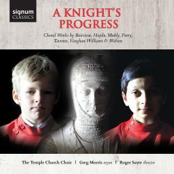 Cover image for A Knight's Progress