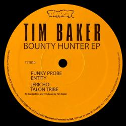 Cover image for Bounty Hunter