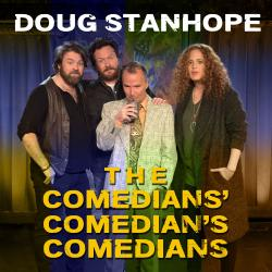 Cover image for Comedians' Comedian's Comedians