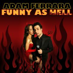 Cover image for Funny as Hell