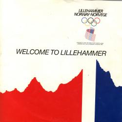 Cover image for Welcome to Lillehammer (Singel)