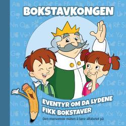 Cover image for Bokstavkongen