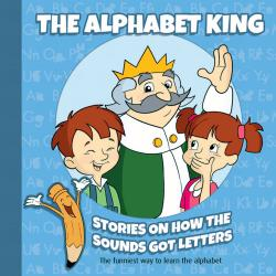 Cover image for The Alphabet King